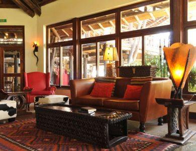Ol Tukai Lodgel lounge-area