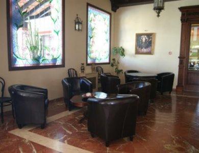 Pequeno Rocio lounge area