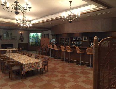 Shiotsubo Onson Lounge Area