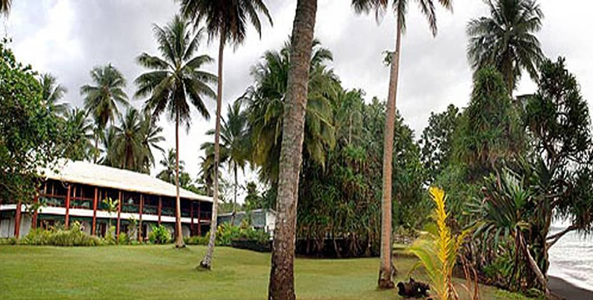 Malolo Plantation Lodge