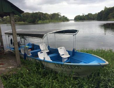 Casa Hacienda - One of our boats