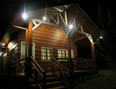 Dahilayan Gardens Resort one-of-the-cabins