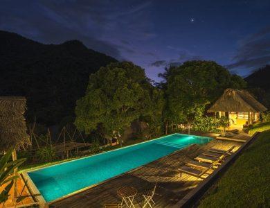 PumaRinri our-pool-at-night
