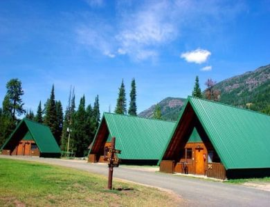 Pahaska Tepee Resort-the-cabins