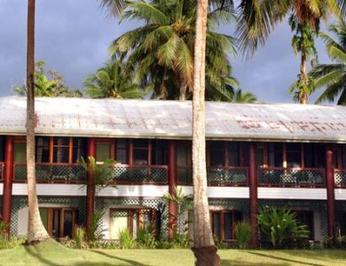 Malolo Plantation Lodge - outside-the-lodge