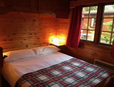 Lurchers Cabin Room
