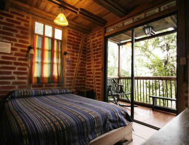 Room at Bellavista Cloud Forrest Lodge