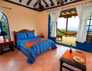 Mantaraya Lodge - One of the rooms