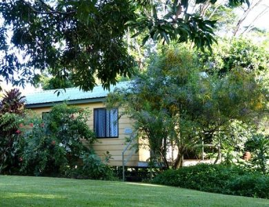 Daintree Valley Haven - One of the bungalows