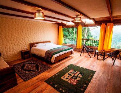 Superior room at Bellavista Cloud Forrest Lodge