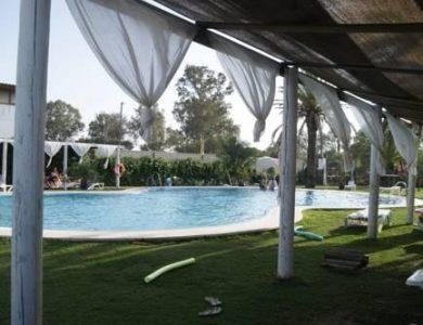Pequeno Rocio swimming-pool