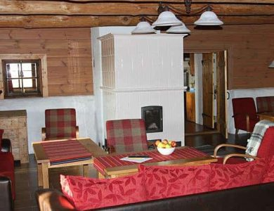 Tuulinga Guest House - the lobby