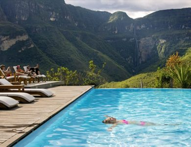 Gocta Andes the-swimming-pool