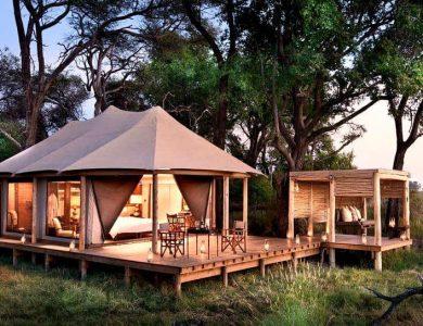 Konkamoya - The tents